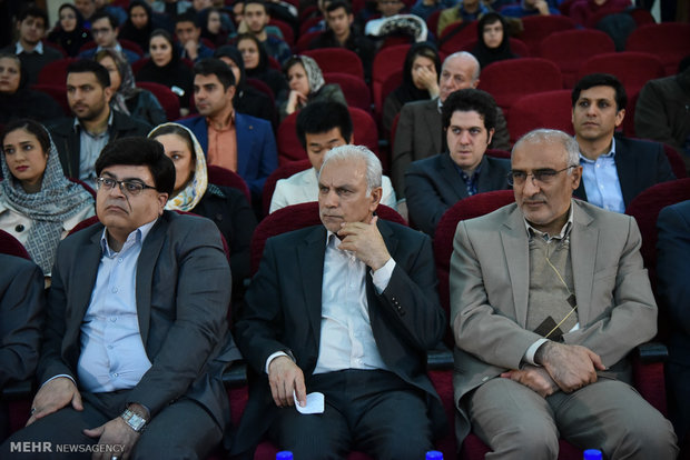 1st artificial retina implant surgery in Iran