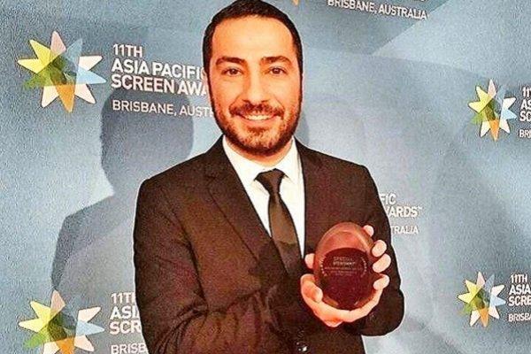 آسیا پاسیفیک برندگانش را شناخت/ نوید محمدزاده جایزه برد