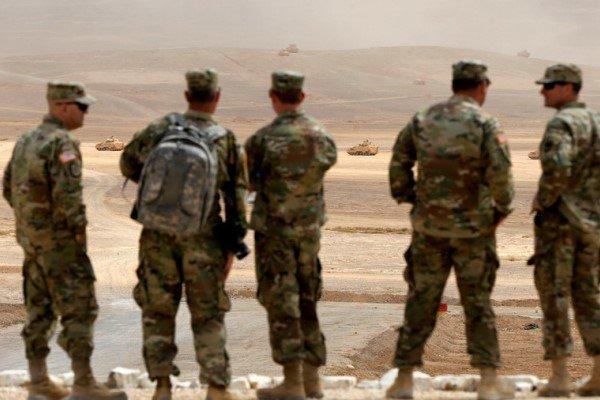 نیروهای نظامی آمریکا در سوریه