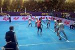 انتصار ساحق للفريق الايراني في مسابقات الكبادي