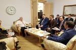 تاثیر دیدارهای متعدد روسای جمهور ایران و روسیه در افزایش همکاریها