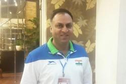 سرمربی تیم ملی کبدی مردان هندوستان