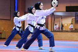 تیم پومسه سه نفره زنان قهرمان جهان شد