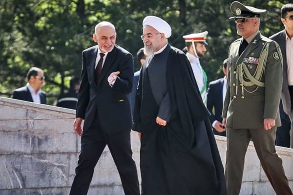 Iran after peace in Afghanistan: Rouhani
