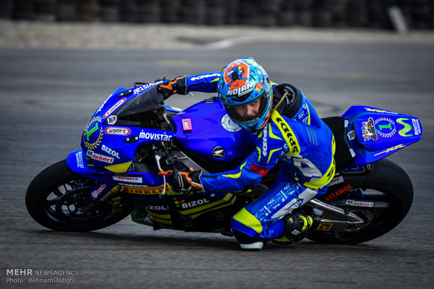 National Moto Racing C'ships in Tehran