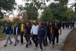 رشد ۲۰ درصدی ورزشهای همگانی در استان البرز