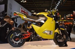 ساخت موتورسیکلت تایوانی با سرعت ۱۰۳ کیلومتر برساعت