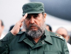 Castro tireless fighter for world peace, security
