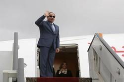 مصری صدر السیسی جرمنی روانہ ہوگئے
