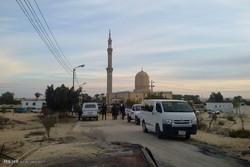 مصر.. تفحم 12 عاملا في احتراق حافلة على طريق الإسكندرية