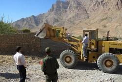 خلع ید و رفع تصرف به سطح بیش از ۲۷ هکتار در اراضی ملی استان زنجان