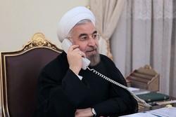 روحاني يهنئ المراجع الدينية بالسنة الجديدة وايام رجب المباركة