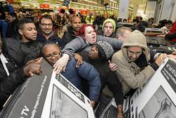 چشم امید خردهفروشان انگلیس به جمعه سیاه