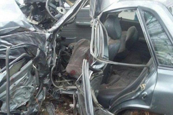 وقوع ۲حادثه جادهای در محور ساوه-همدان/یک کشته و۶مجروح برجای ماند