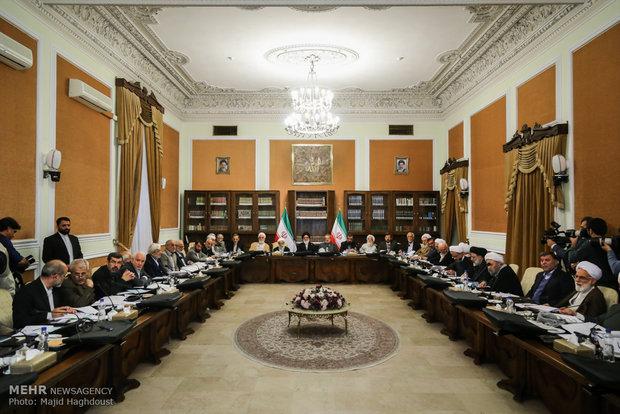 أجتماع اعضاء مجمع تشخيص مصلحة النظام