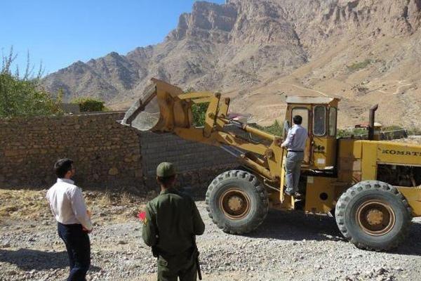 ۱۵۰۰هکتار از اراضی ملی درآذربایجان غربی از تصرف سودجویان خارج شد