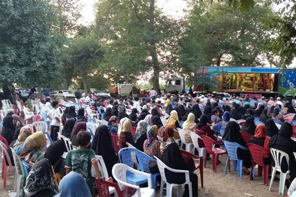 نخستین جشنواره منطقهای گردشگری ایرانکودک در نوروز ۹۷ برگزار شد