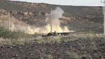 Yemenli güçler Suudi mevzilerini vurdu