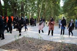 بهره برداری از پنجمین بوستان ویژه بانوان در تهران