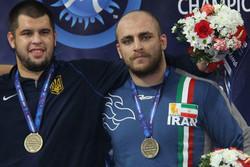 تمامی آزادکاران شایستگی کسب مدال را داشتند