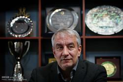 علی کفاشیان نائب رئیس فدراسیون فوتبال