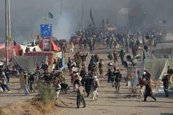 درگیری ها در پاکستان