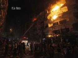 جارجیا میں ایک ہوسٹل میں آگ لگنے سے 11 افراد ہلاک