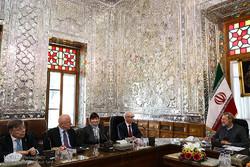 لاريجاني: الرئيس الامريكي يسعى الى غرس ايرانوفوبيا في قلوب الدول