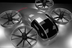 خودروی پرنده ۲ میلیون دلاری ۲۰۲۰ ساخته می شود