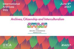 کنفرانس شورای جهانی آرشیو در مکزیک
