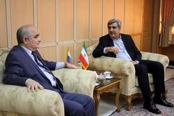تکمیل راه آهن قزوین-رشت-انزلی-آستارا خواسته مشترک ایران و روسیه