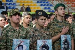بسیجیان ورامین همواره در صحنه انقلاب اسلامی حضور داشتند