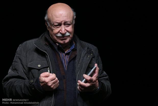 İran müzik sanatının öncüleri için onur töreni