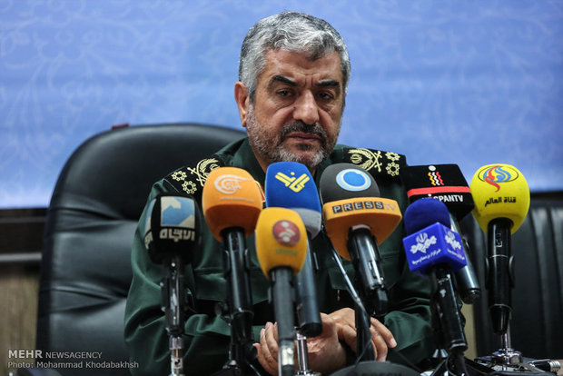 IRGC hopes enemies understood Iran's response power