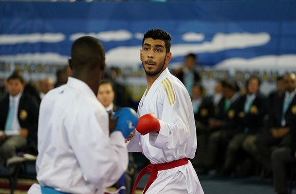 Iran bags 7 medals at 2018 FISUWorldUniversityKarate C'ship