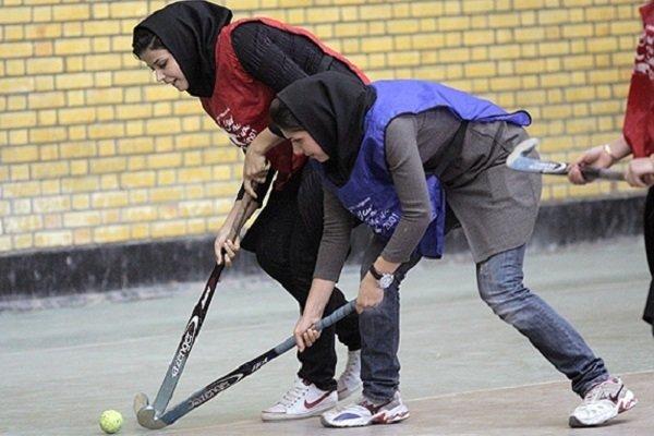 تیم ملی هاکی بانوان ایران برابر نپال به پیروزی رسید