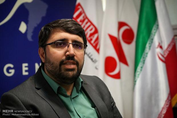 گفتگو با حمید غره داغی مدیر عامل انتشارات سوره مهر