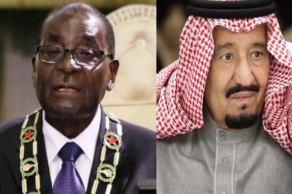 مصير موحد لسلمان وموغابي نحو مزبلة التاريخ