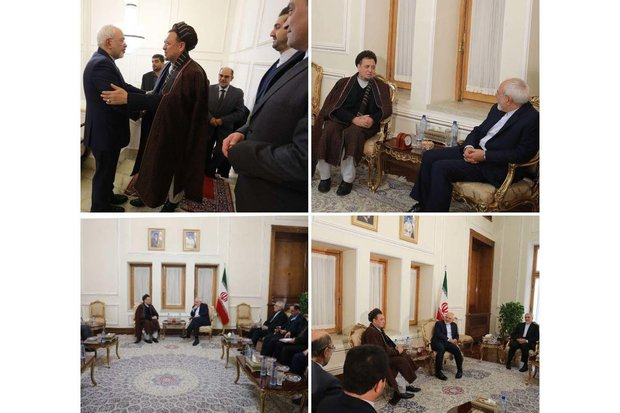 ظريف: توسيع العلاقات الثنائية ضرورة لتحقيق المزيد من التفاهم