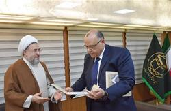 ايران توجه دعوة الى شيخ الازهر للمشاركة في مؤتمر الوحدة الاسلامية