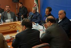 نوبخت در ستاد بحران کرمانشاه