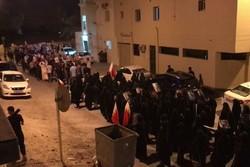 مردم بحرین تظاهرات گستردهای را علیه آل خلیفه برگزار کردند
