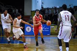 پیروزی بسکتبالیست های ایران مقابل قطر