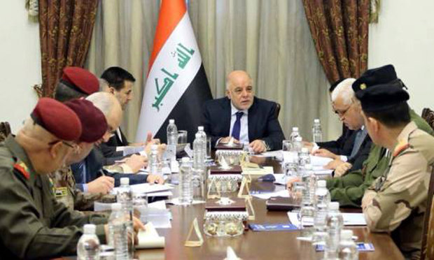 Iraq may launch cross-border operation to fight terrorists in Syria