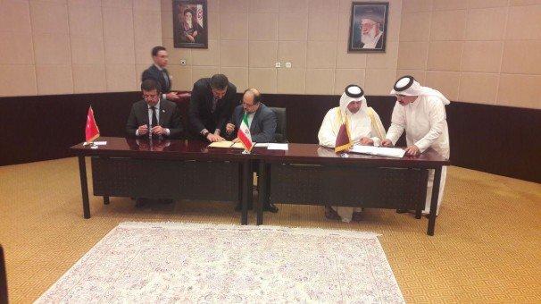 Iran says Qatar wants five-fold increase in trade