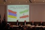 İran-Ermenistan Ekonomik İşbirliği Komisyonu Yerevan'da gerçekleşti