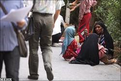 ۶۵۸ متکدی از  معابر شهری زنجان جمعآوری شده است