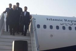 ایران کے وزیر خارجہ   ایروان پہنچ گئے
