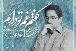 قطعه «گفتم غم تو دارم» با شعری از حافظ منتشر شد