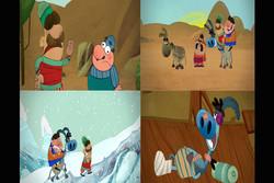 انیمیشن پند پارسی